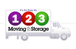 123 Moving & Storage Movers  Los Angeles